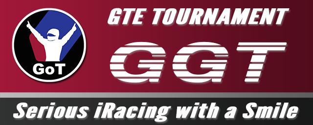 GoT GTE Tournament (18S3) – Gathering of Tweakers Racing